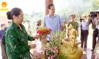 Premier vietnamita asistió a la inauguración de lápida conmemorativa