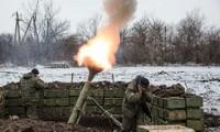 Logran partes en conflicto en Ucrania el cese el fuego en Donetsk