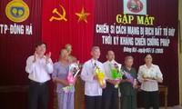 Encuentro entre ex prisioneros políticos de la resistencia pasada