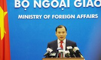 Aplaude Vietnam esfuerzos para la paz en Mar Oriental