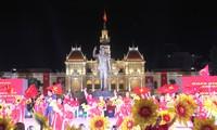 Continúan actividades por 125 natalicio de Ho Chi Minh