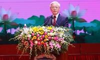 Recuerdan sacrificios y méritos revolucionarios del Presidente Ho Chi Minh
