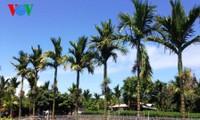 Un jardín de Cochinchina vietnamita en Hawái