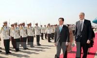 Afianzan relaciones económicas Vietnam y Argelia