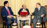 Siguen cultivando Vietnam y Argelia amistad tradicional y cooperación multifacética