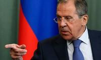 Defiende canciller ruso lista negra contra políticos europeos