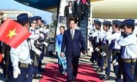 Comienza primer ministro de Vietnam visita a Portugal