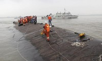 """Aumenta número de muertos en el naufragio del barco """"Estrella del Oriente"""" de China"""