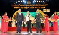 Impulsa Vietnam desarrollo de productos agrícolas de marca nacional