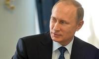 Reafirma presidente ruso el pleno apoyo al acuerdo de paz de Minsk
