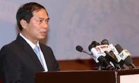 Destacan cooperación de Vietnam con Kazajstán, Argelia, Portugal y Bulgaria
