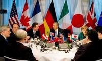 Seguridad marítima calienta sesiones del G7