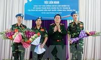 Afirma Vietnam responsabilidad en el mantenimiento de paz de la ONU