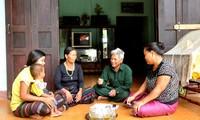 Patriarca abanderado en el fomento económico en Lao Bao