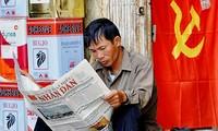 Prensa Revolucionaria de Vietnam rima con el desarrollo del pueblo