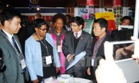 Participan empresas vietnamitas en Feria SAITEX- Sudáfrica 2015