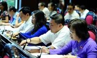 Parlamento vietnamita aprueba importantes proyectos de leyes
