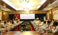 Embajadas en Hanoi buscan oportunidades de cooperación en exportación agrícola