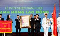 Pondera presidente vietnamita aportes del Instituto Pasteur en Ciudad Ho Chi Minh