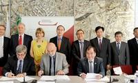Estrechan Vietnam e Italia cooperación en desarrollo de cooperativa