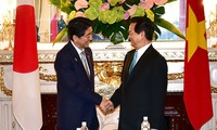 Vietnam y Japón avanzan en la cooperación bilateral y multilateral