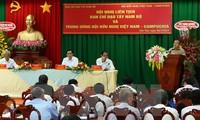 Estrechan la amistad y el intercambio popular entre Vietnam y Camboya