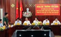 Priorizan desarrollo infraestructural en provincia Thai Nguyen