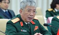 Vietnam y Estados Unidos firman del memorando de mantenimiento de la Paz