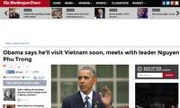 The Washington Times: Nueva era para las relaciones Estados Unidos- Vietnam