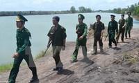 Vietnam y Camboya supervisan frontera