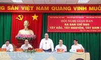 Refuerza Vietnam desarrollo en tres regiones estratégicas