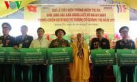 Actos en homenaje póstumo a los mártires heroicos vietnamitas