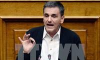 Solicita Grecia otro préstamo preferencial del FMI