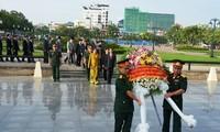 Tributan honores a mártires vietnamitas en Camboya