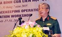 Reitera Vietnam responsabilidad de su participación en fuerzas de la ONU