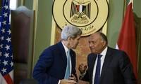 Realizan diálogo estratégico Estados Unidos- Egipto