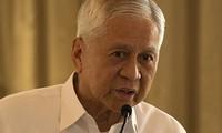 Filipinas apoyan el llamado de Estados Unidos sobre el Mar Oriental