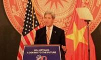 John Kerry: Estados Unidos-Vietnam avanzan a un mejor futuro