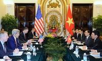 Vietnam y Estados Unidos fortalecen cooperación bilateral y multilateral