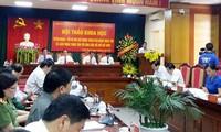Conferencia sobre Tuyen Quang, zona de liberación en la Revolución de Agosto