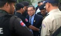 Camboya detiene a un senador por haber tergiversado sobre tema fronterizo con Vietnam