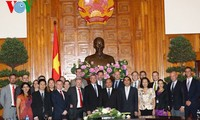 Vietnam, destino atractivo para empresas estadounidenses
