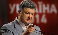 Ordena presidente ucraniano garantía del proceso electoral local