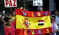 Reacciones contrarias en diferentes países europeos frente a la crisis migratoria