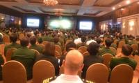 Conferencia de medicina militar en Asia Pacífico 2015