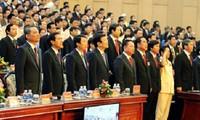 Inaugurado Congreso del Partido Comunista de la provincia Hoa Binh
