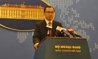 Vietnam denuncia actos violentos e inhumanos contra sus pescadores
