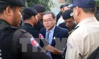 Camboya niega solicitud de puesta en libertad bajo fianza al senador opositor