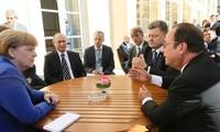 Cuarteto de Normandía llama a una plena implementación del Acuerdo de Minsk
