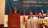 Vietnam en el octavo Foro internacional de Justicia para Asia-Pacífico